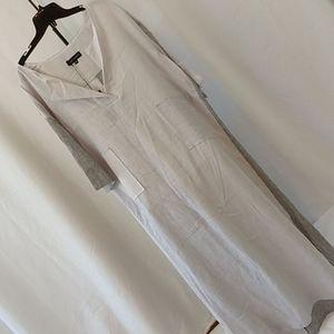 Keoziorek fantastic kaftan linen dress NWT